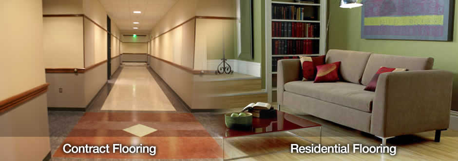 Contract & Residential Flooring from West Lancashire Flooring