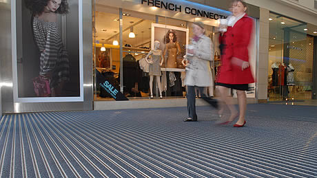 Entrance Systems work by West Lancashire Flooring