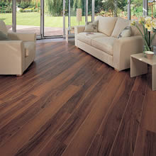 Hardwood Floor work by West Lancashire Flooring