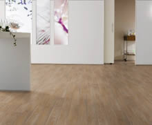 Hospital Wooden Flooring work by West Lancashire Flooring