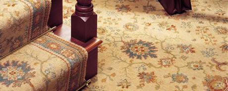 Residential Carpet Flooring work by West Lancashire Flooring