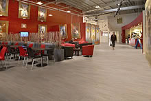 Retail Wood Flooring work by West Lancashire Flooring